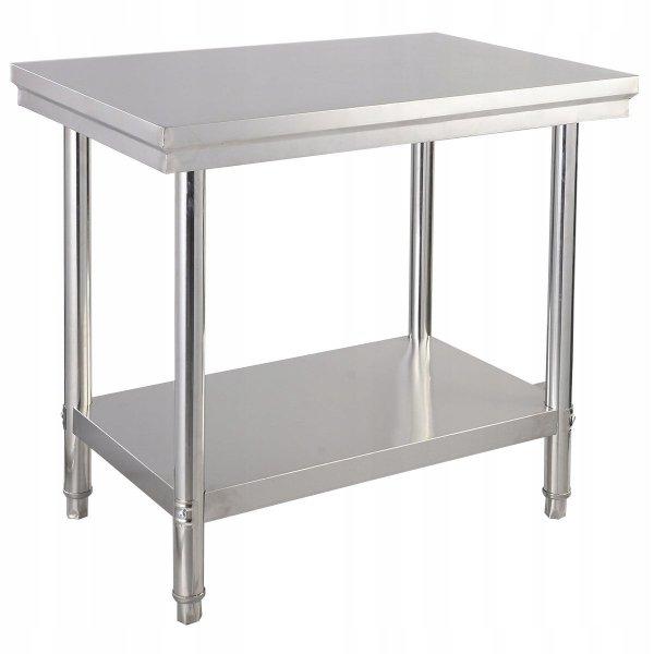 Stół gastronomiczny ze stali nierdzewnej
