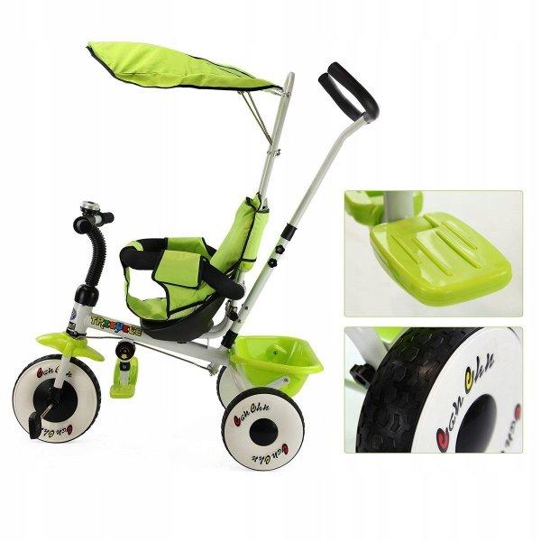 Rowerek trójkołowy wózek mini jeździk dla dzieci