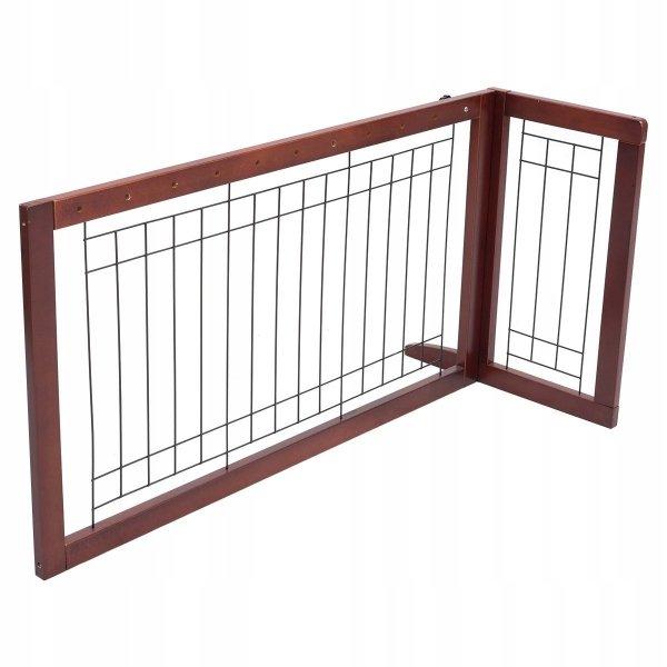 Bramka zabezpieczająca barierka ochronna dla dzieci