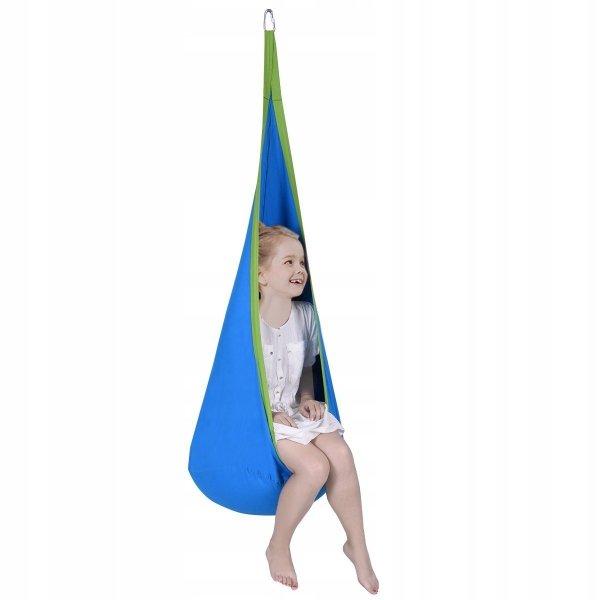 Kokon huśtawka podwieszana dla dzieci