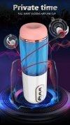 Masturbator-Vibration 7, 7 Sucking modes, Hand