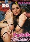 DVD-Fetish Fantasies (5 Disc Set) | Adult Movie