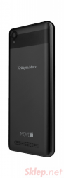 Smartfon Kruger&Matz MOVE 8 mini Android 10Go czarny