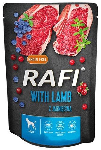 Rafi Pies Jagnięcina saszetka 300g