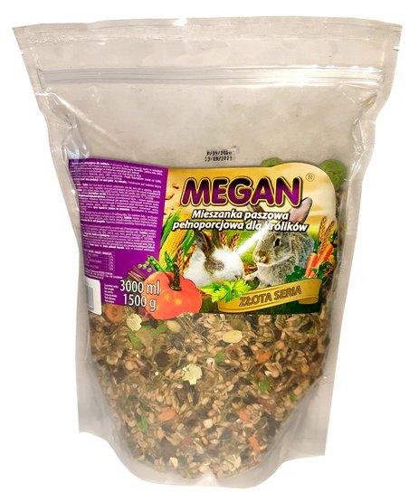 Megan NATURA-lny pokarm dla królików 3L [ME269]