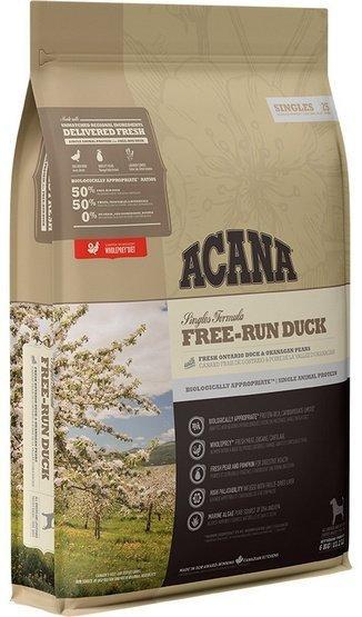 Acana Singles Free-Run Duck 2kg
