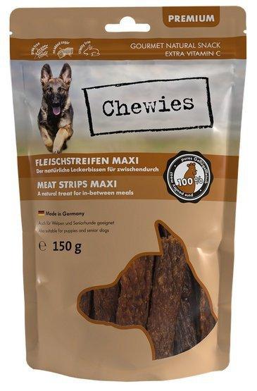 Chewies Maxi Meat Strips Drób 150g