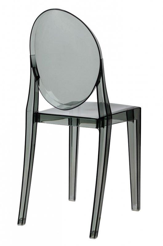 Krzesło VICTORIA dymione - poliwęglan