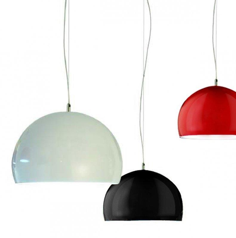 Lampa wisząca BLINU 35 czarna