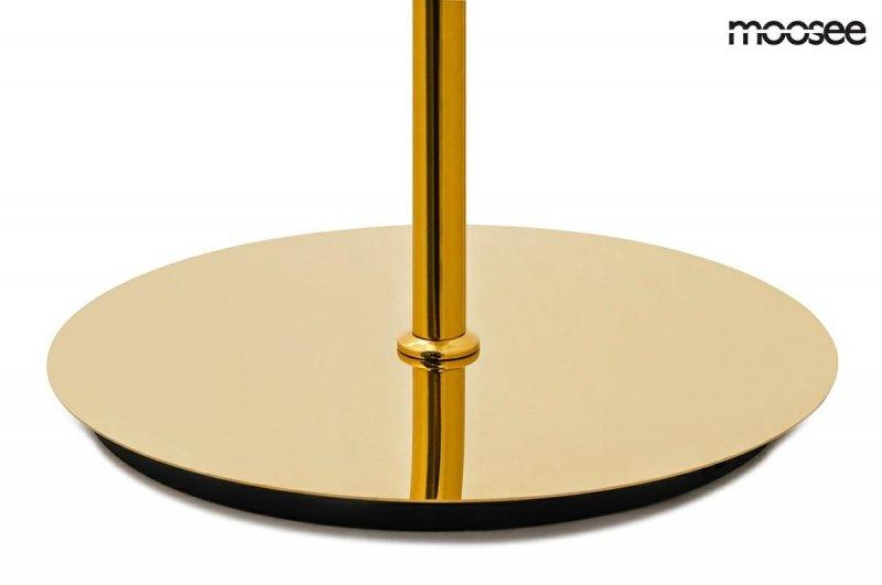 MOOSEE lampa podłogowa VALENTINO FLOOR - złota