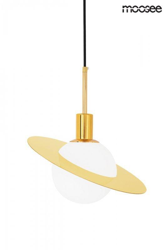MOOSEE lampa wisząca URAN - złota