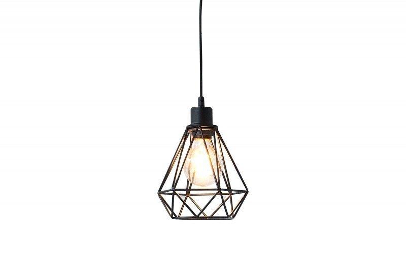 INVICTA Lampa wisząca GEOMETRIC SMALL - czarna