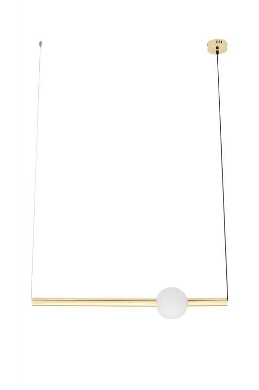 Lampa wisząca LIBRA 90 ON złota