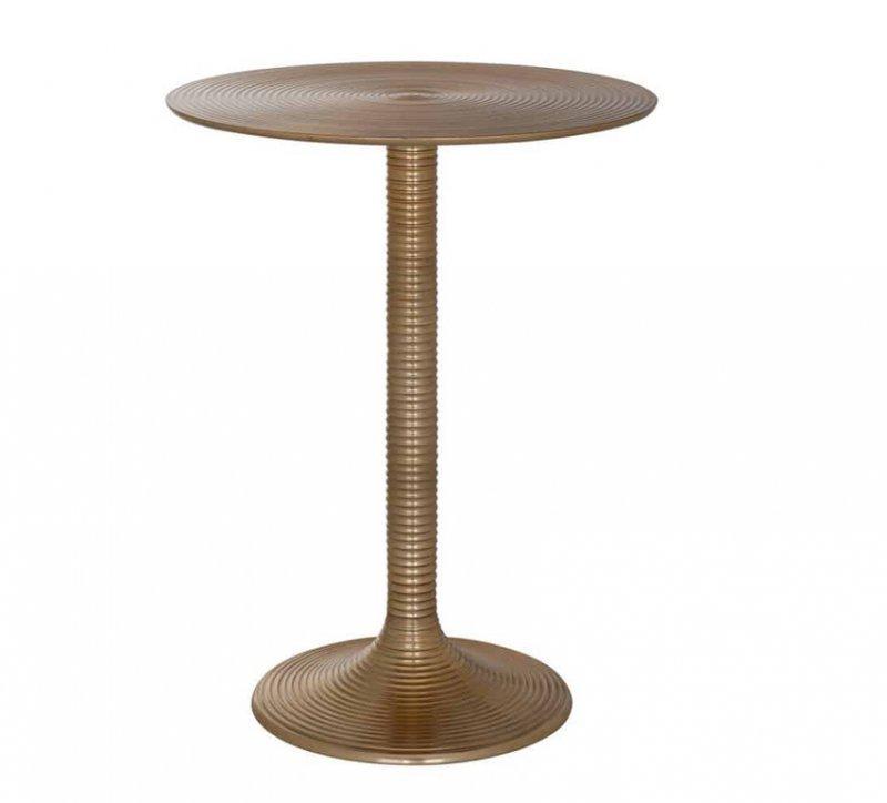 RICHMOND stolik DEXTER 37 złoty