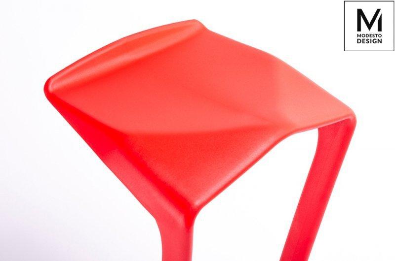 MODESTO hoker MIURA czerwony - polipropylen