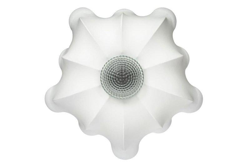 Lampa wisząca RAGNATELA 60 biała - kompozyt