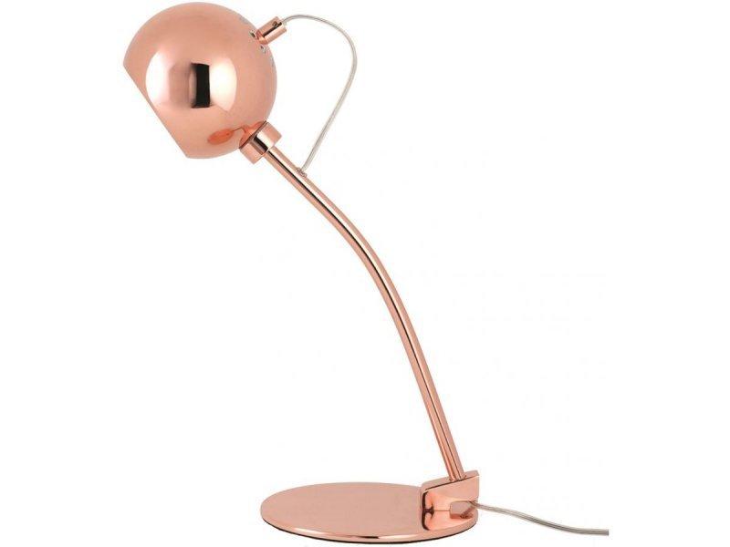 FRANDSEN lampa biurkowa BALL miedziana