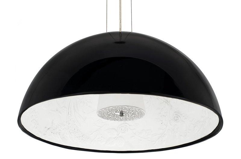Lampa wisząca ELEGANTE 60 czarna