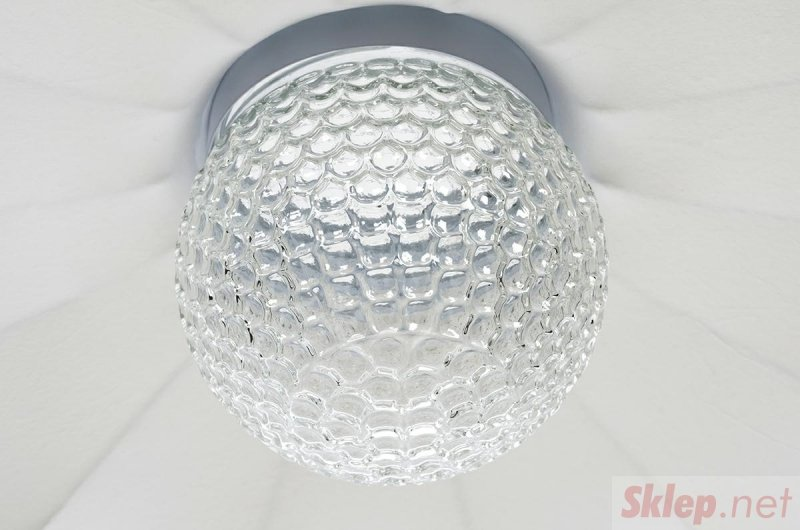 Lampa wisząca RAGNATELA 150 biała - kompozyt