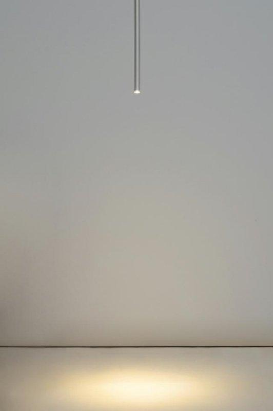 Lampa wisząca ORGANO 120 chromowana - LED, metal