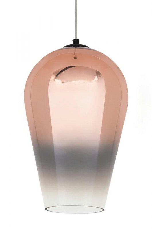 Lampa wisząca VENZA 30 miedziana