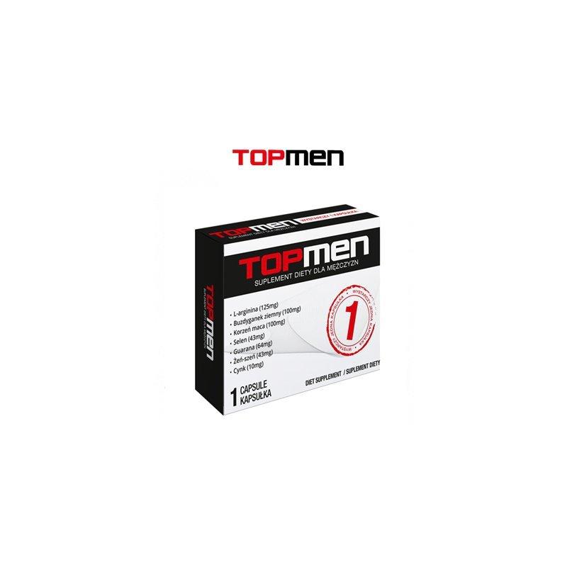 Supl.diety-TopMen - 1szt
