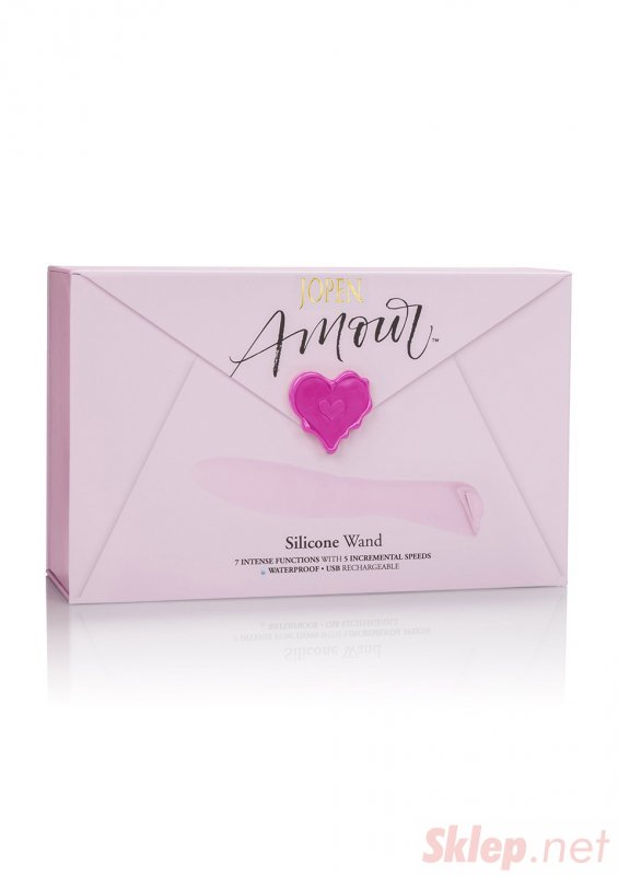 Wibrator-AMOUR SILICONE WAND