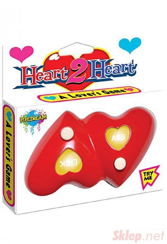 Zabawka-Heart 2 Heart Lovers Game