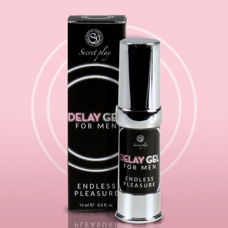 ENDLESS PLEASURE - DELAY GEL FOR MEN 15 ML