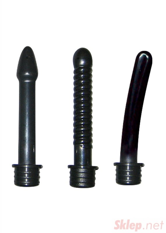Anal/hig-Irygator-5288620000 BK Intimate Shower-Wibrator
