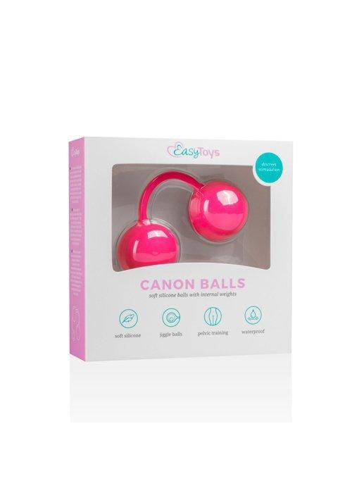 Kulki-Canon Balls Pink