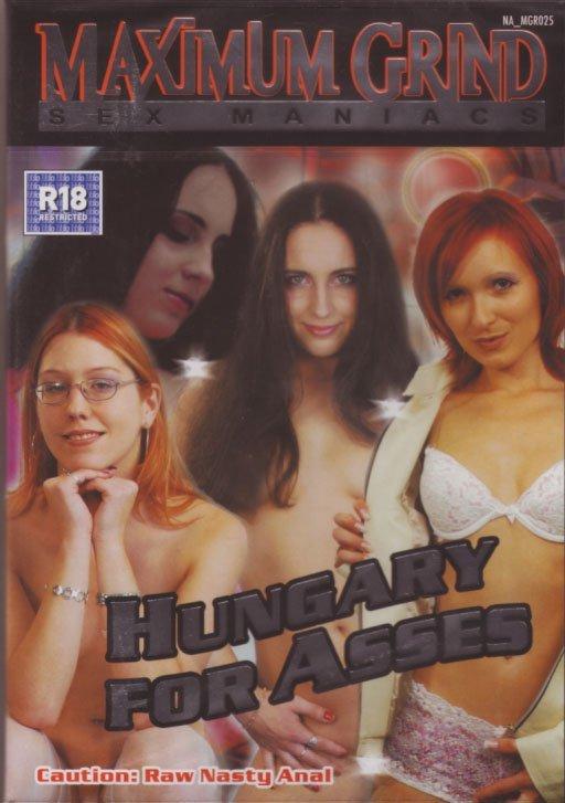 DVD-Hungary For Asses