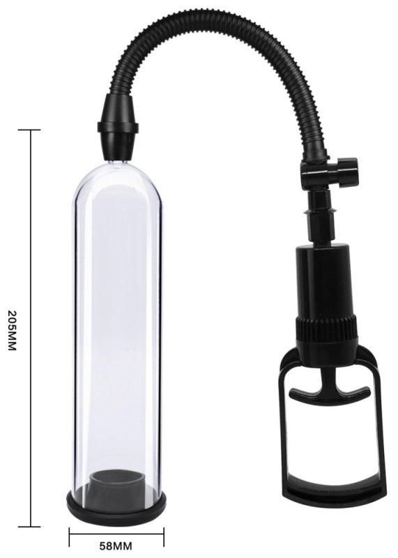 Pompka-Powerpump MAX 0.2 - Black&Clear