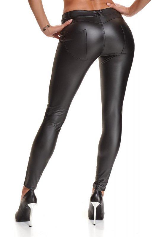 Bielizna - BRGIULIA001 legginsy czarne rozmiar XXL