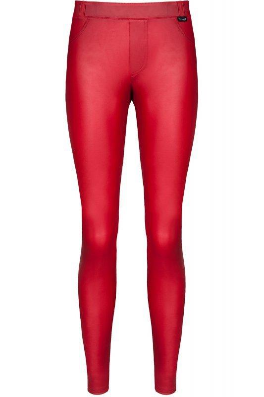 Bielizna - BRLIDIA001 legginsy czerwone rozmiar XL