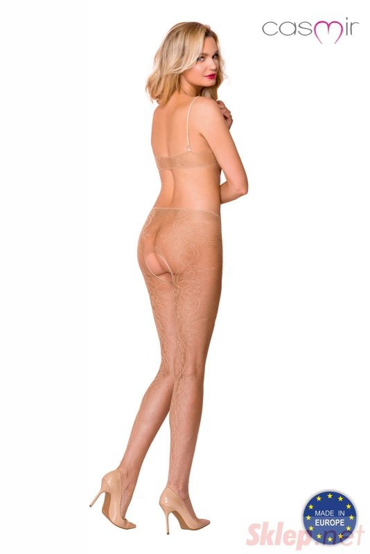 Bodystocking CA002 beige