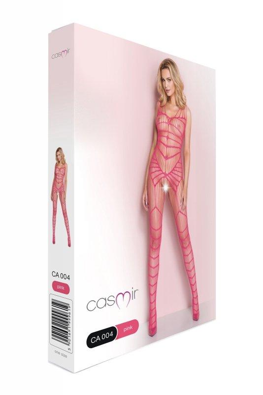 Bodystocking CA004 pink