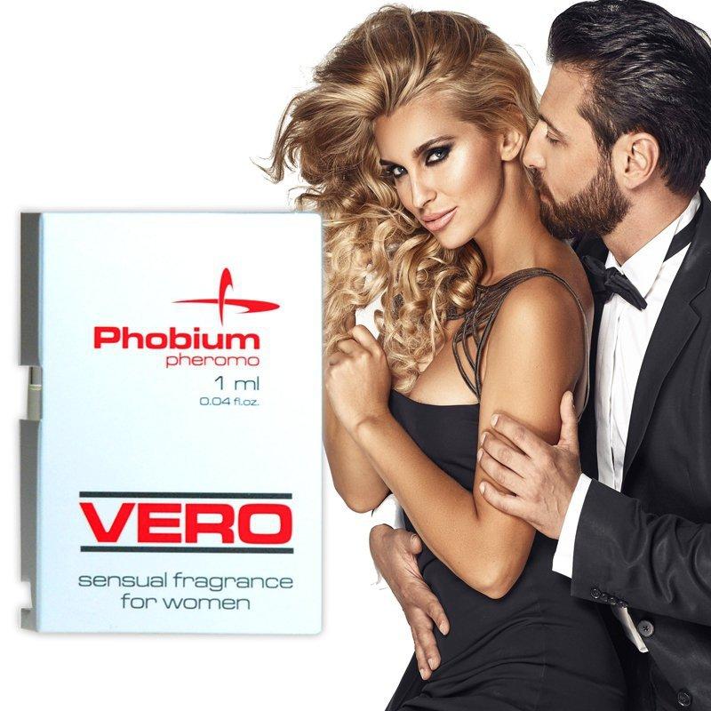 Feromony-PHOBIUM VERO for women 1ml.