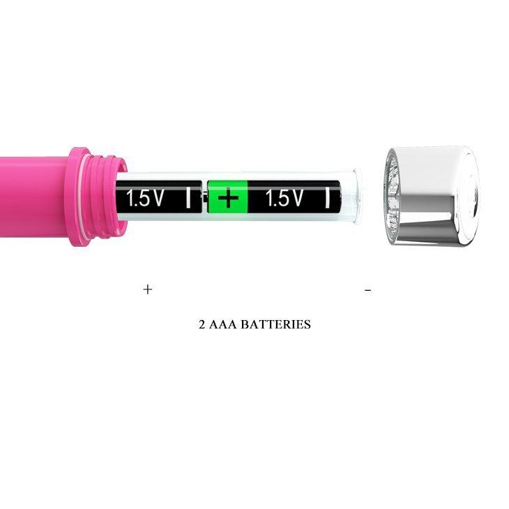 PRETTY LOVE - REGINALD 12 FUNCTIONS USB PINK