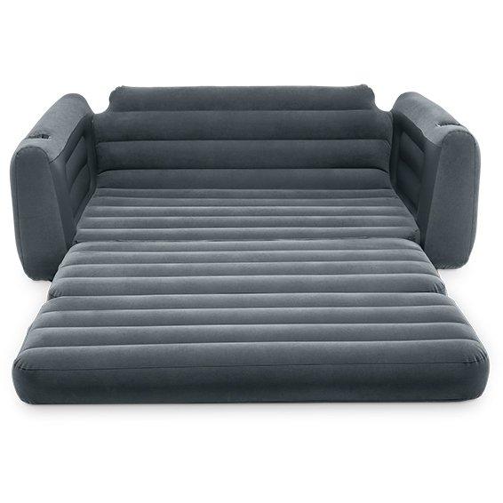 Sofa dmuchana rozkładana łóżko materac 2w1 INTEX 66552