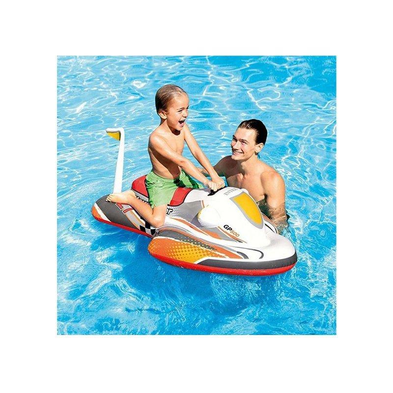 Skuter wodny zabawka dmuchana do wody Intex 57520