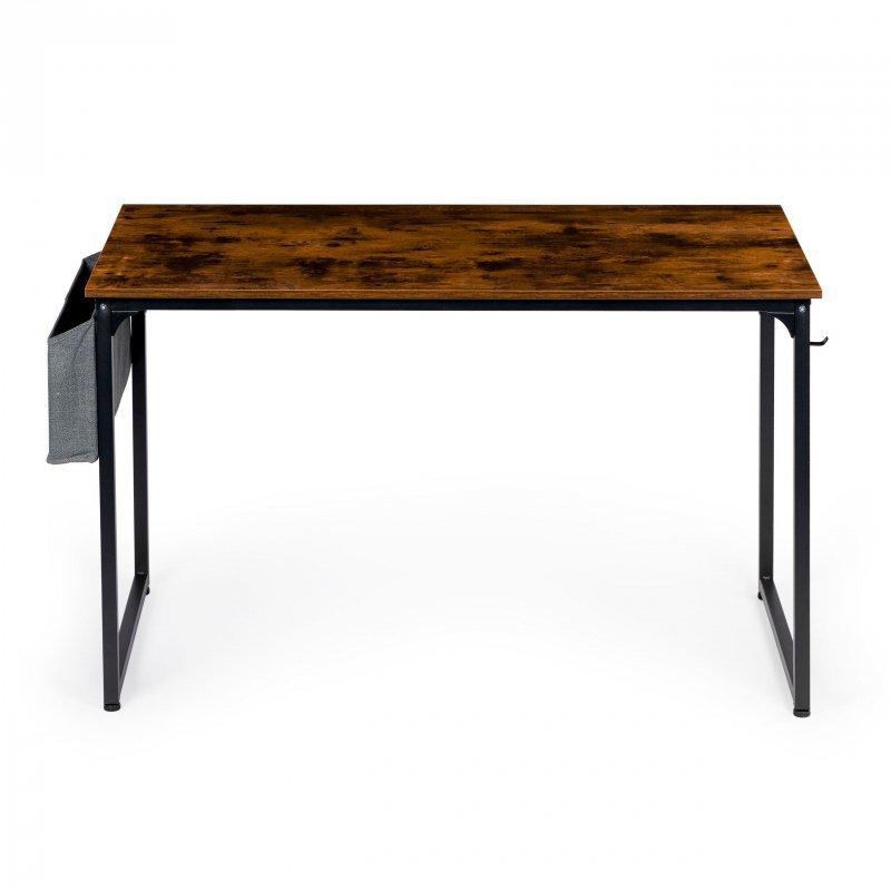 Biurko komputerowe duże szkolne stół loft + torba