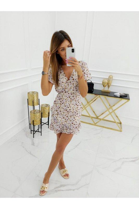 Sukienka Amalfi Fowers ST-533 Lavender
