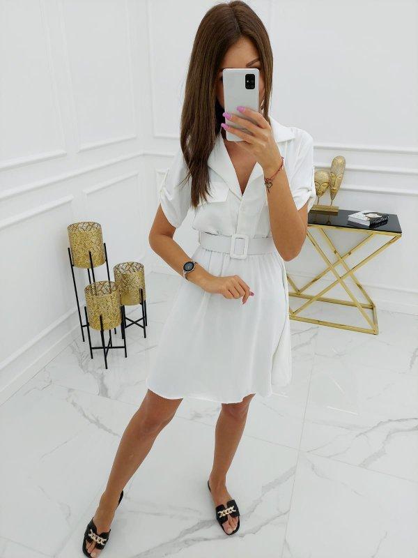 Sukienka Nicea White