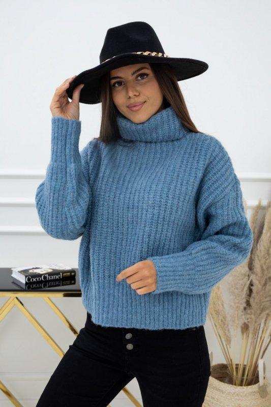 Sweter Luna QC94912 Blue