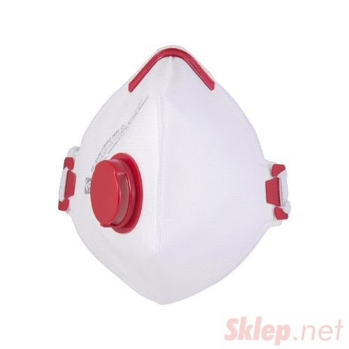Półmaska filtrująca fs-930 v ffp3 nr d kpl 10 sztuk
