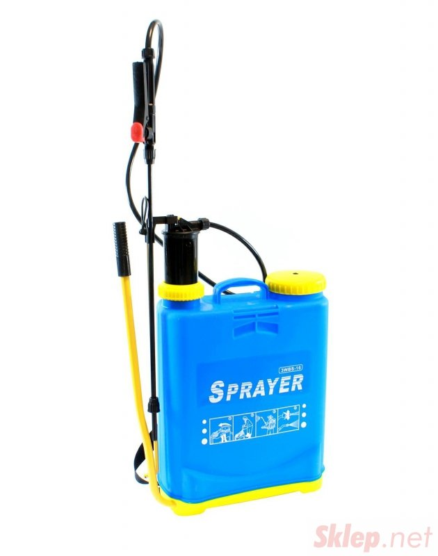 AG395A Opryskiwacz ciśnieniowy 16l