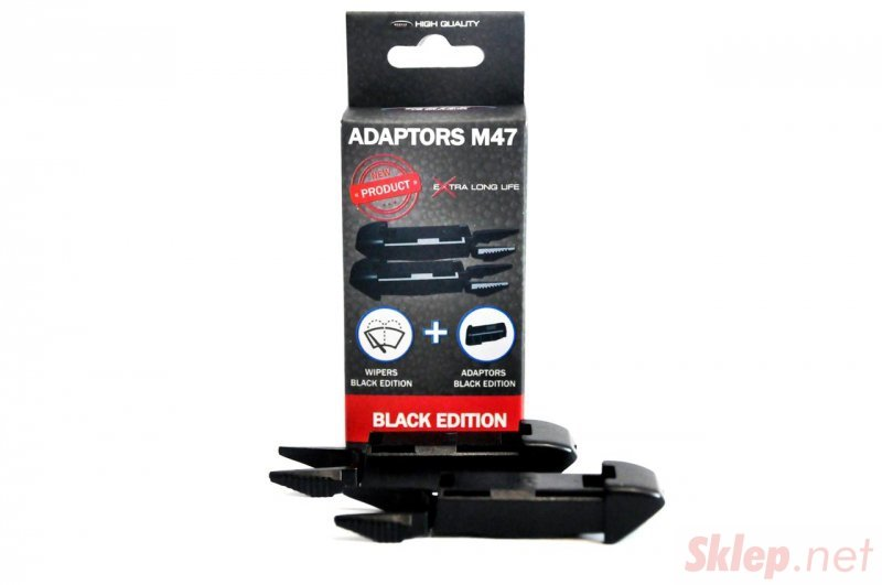 30763 Adapter M47 Black Edition