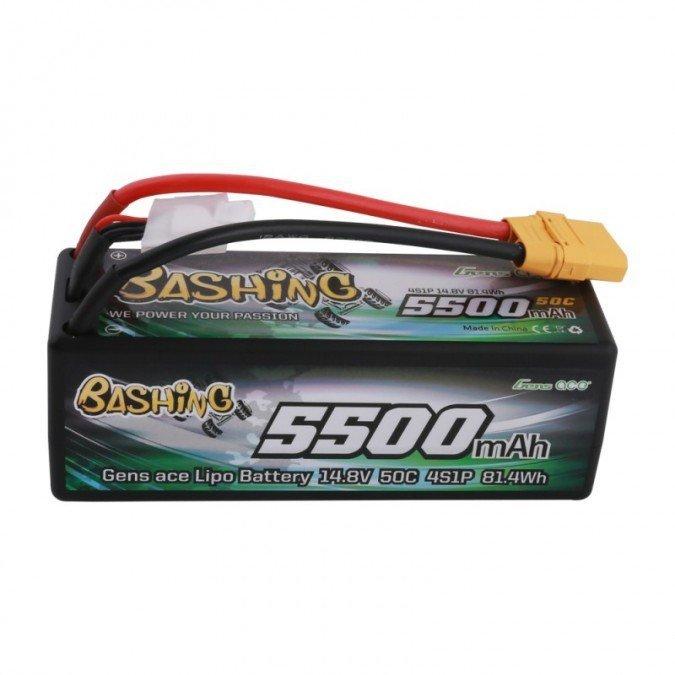 5500mAh 14.8V 50C 4S1P HardCase 14