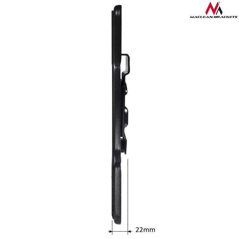 "Uchwyt do TV OLED 32""-65"" Maclean MC-809 max 30kg Kompatybilny z telewizorami LG OLED max VESA 400x200"